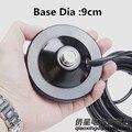 ANTENA MAGNÉTICA de Soporte Súper BASE 9 CM + longitud del cable 5 M para Mobile Car Radio Radio Vacuum Imán