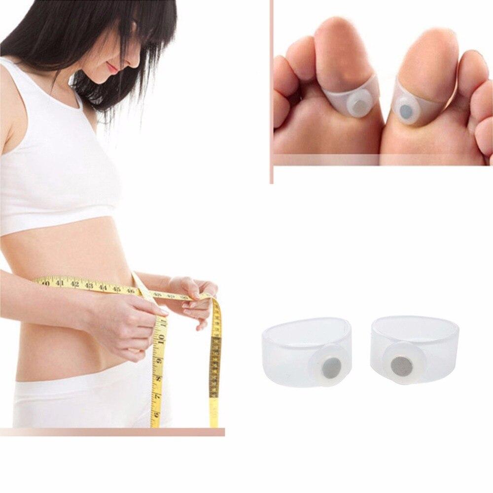 Pflichtbewusst 1 Para Abnehmen Silikon Zehenringe Fußmassagegerät Magnetische Kappe Ring Körper Massge Entspannen Für Gewichtsverlust Schlank Gesundheit Pflege Werkzeuge Schönheit & Gesundheit