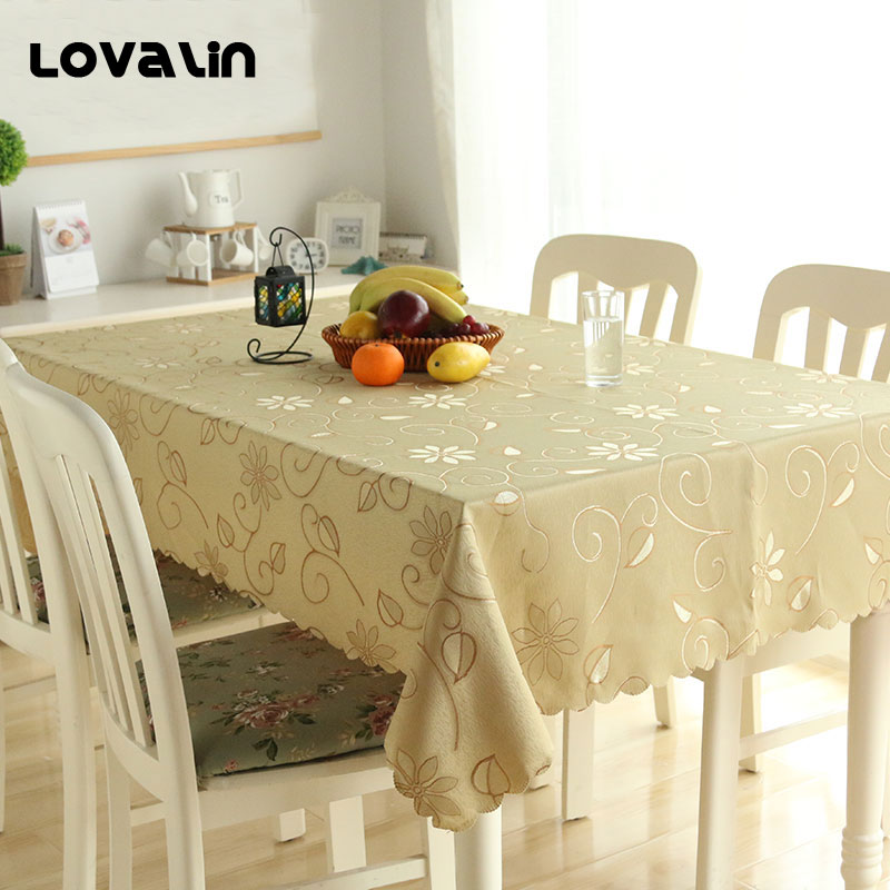 Lovalin solid nappe de table mariage wedding party banquet