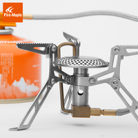 Fire Maple Outdoor Camping Picnic High Altitude And Cold Climate Used Split Gas Stove Head