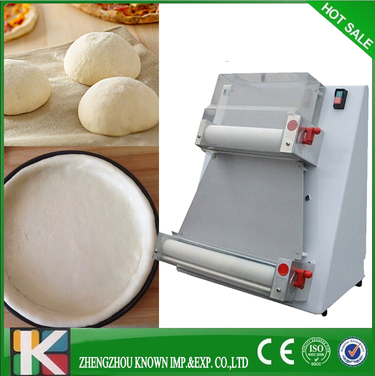 0.5-5.5mm thickness pizza hough sheeter for dough press machine electric pizza dough press machine for rolling dough dough sheet making machine