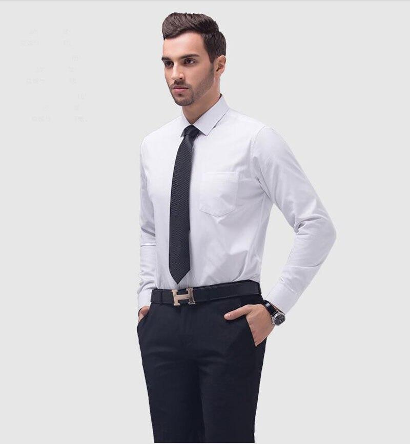 2017 Hot Sale White Black Blue Men Shirt Groom Tuxedos Best Man Groomsmen Men Wedding Shirts