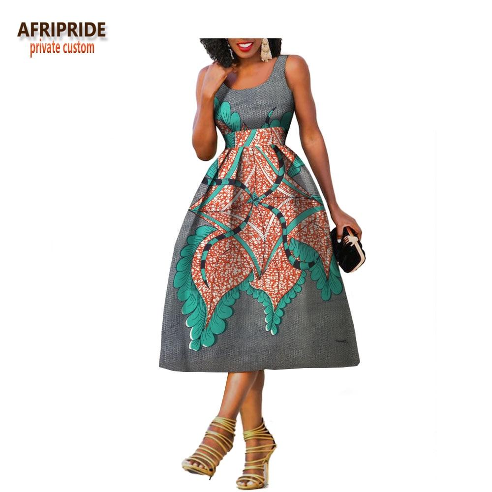 2019 Original Afripride Private Custom African Clothes