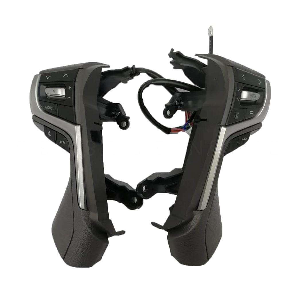 Steering Wheel Audio Control Button For Toyota Lander Cruiser New Lander Cruier Prado Crown Motors