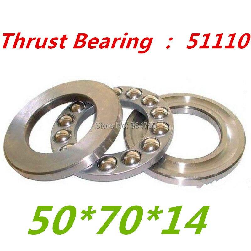 51110 Thrust Bearing 50mm x 70mm x 14mm 50x70 mm