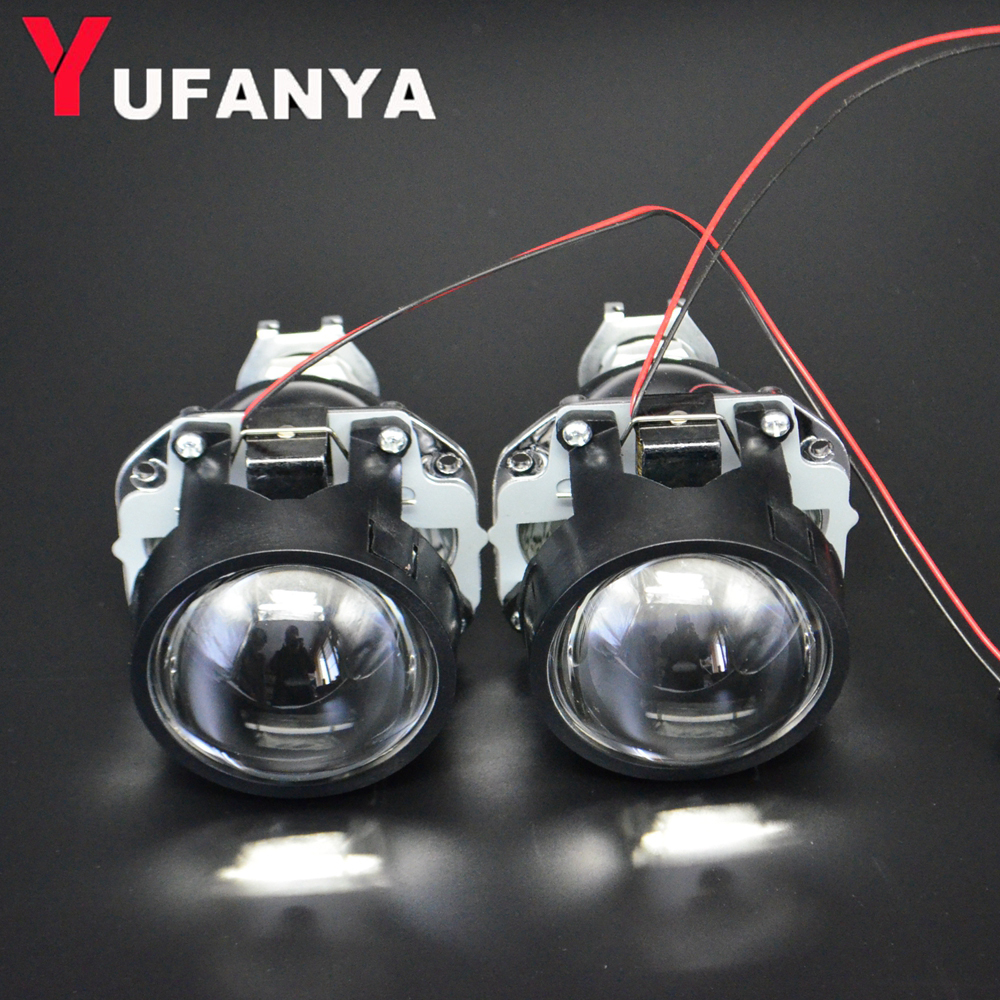 2.5 inch mini bi xenon projector lens fit for H1 H4 H7 car headlight Headlamp car assembly kit motorcycle free shipping free shipping vland factory top value car auto parts for mitsubishis lancer headlight xenon projector headlamp