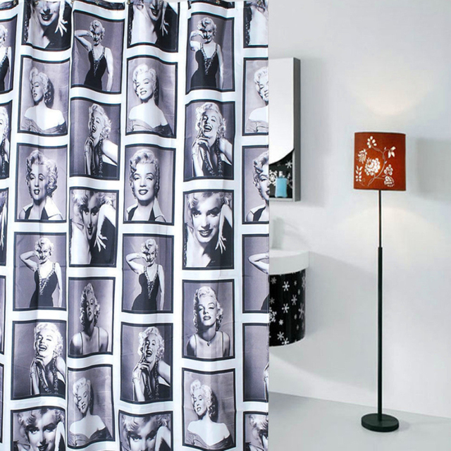 Aliexpress.com : Buy Fashion WaterProof Polyester Fabrics Marilyn ...