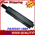 9 células bateria para Toshiba PA3534U-1BAS PA3534U-1BRS Satellite A200 A205 A210 A215 A300 L300 L450D L500 L505 L555 L200