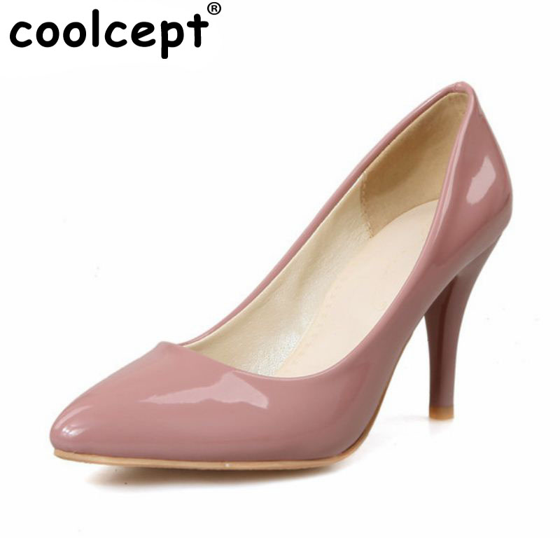 women stiletto high heels shoes pointed toe spring sweet wedding footwear lady fashion heeled pumps shoes size 33-43 P22717 2017 new spring summer shoes for women high heeled wedding pointed toe fashion women s pumps ladies zapatos mujer high heels 9cm