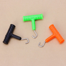 T-Type Line Extractor Hook Euro-Style Fishing Pulling Tool Fishing Tackle