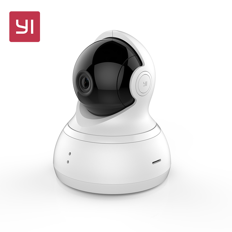 bilder für YI Dome Kamera Pan/Tilt/Zoom Wireless IP Security Surveillance System HD 720 p Nachtsicht (UNS/EU Edition)