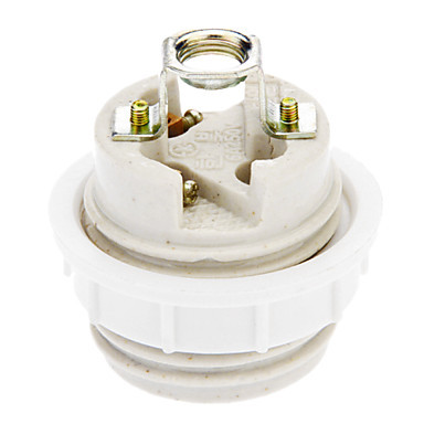 Патрон керамический Цоколь E27 патрон лампы