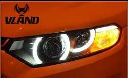 Vland Заводская фара для Ecosport Ecospor светодиодные фары 2013 с объективом проектора и plug and play дизайн