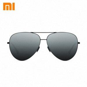 Image 1 - Oryginalny Xiaomi Mijia Turok Steinhardt TS marka spolaryzowane soczewki ze słońcem lustro okulary UV400 na zewnątrz podróży mężczyzna kobieta