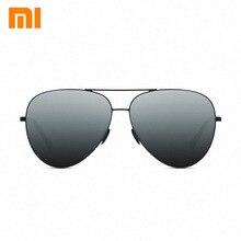 원래 xiaomi mijia turok steinhardt ts 브랜드 편광 된 스테인레스 태양 미러 렌즈 안경 uv400 야외 여행 남자 여자에 대 한