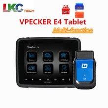 Горячая VPECKER E4 для простой диагностики, с Bluetooth/многофункциональный VPECKER E4 планшетный диагностический инструмент wi-fi-сканер