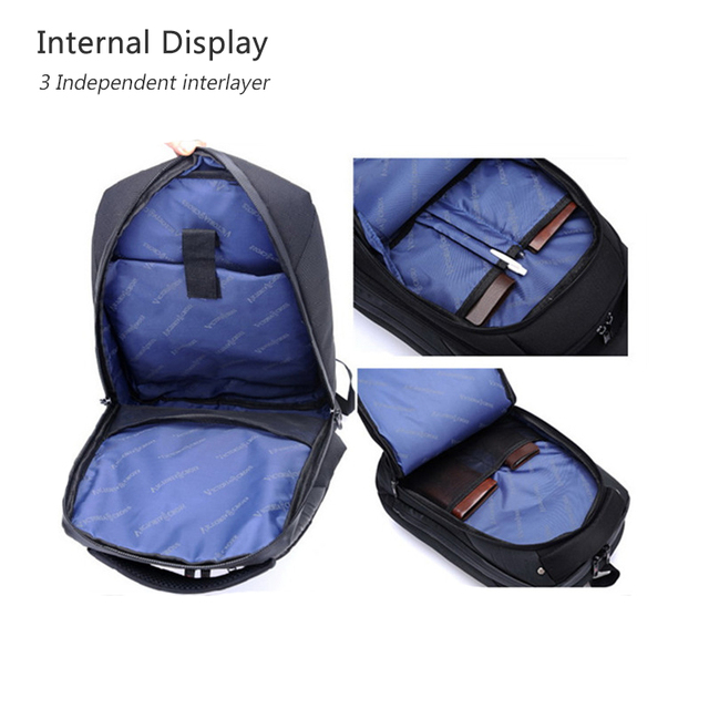 Crossren Multifunctional swiss bags 15 5