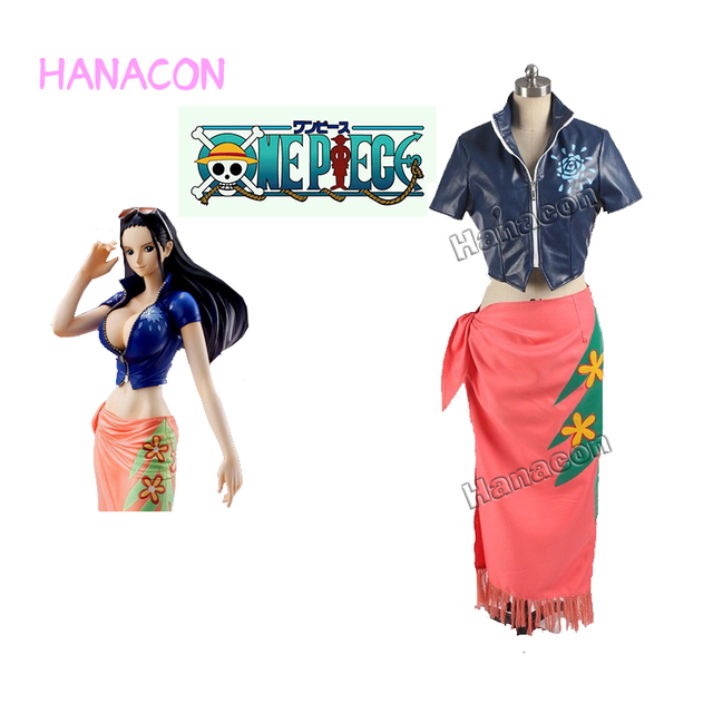 1f52f898 One Piece Cosplay Costume Nico Robin Dress Cosplay Women Dresses Full Set  Outfit Clothes Halloween Cosplay Costume Custom-made