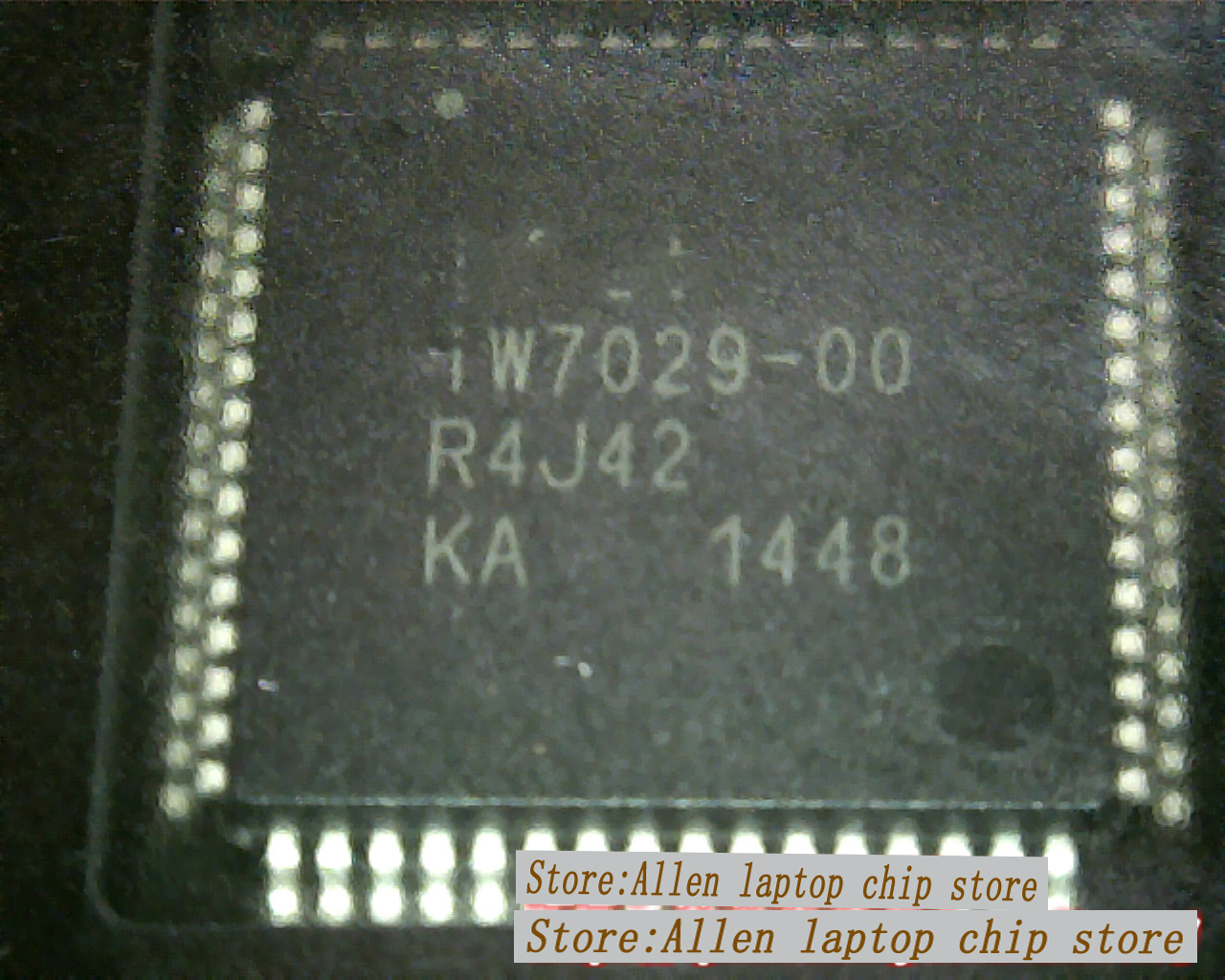 Free shipping 2pcs/lot IW7029-00 1W7029-00 IW7029 Computer chip new original
