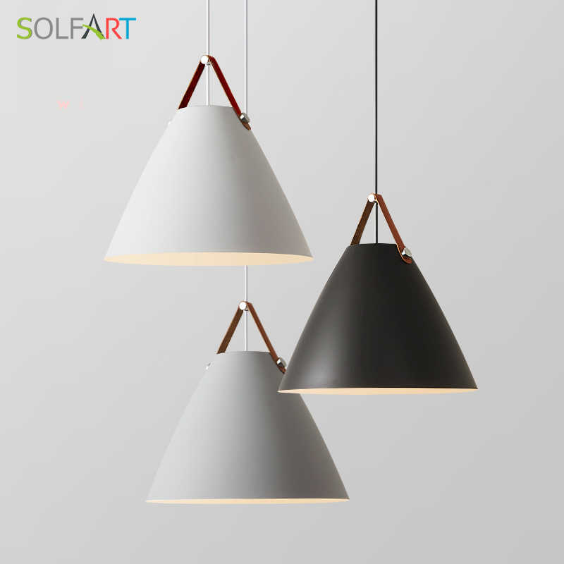 Modern Ceiling Pendant Lamps Chandeliers And Pendants For Room Dining Loft Scandinavian Style Hanging