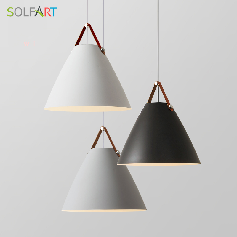 Us 27 73 41 Off Modern Ceiling Pendant Lamps Chandeliers And Pendants For Room Dining Loft Scandinavian Style Hanging In Lights