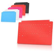 Microsoft Touch Abdeckung Tastatur für Microsoft Surface Pro 1 2 und RT