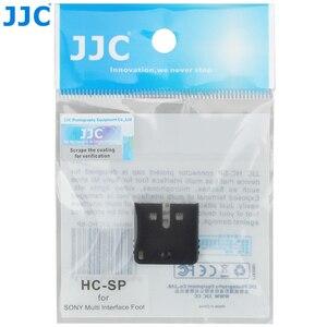 Image 5 - Колпачки для обуви JJC, крышка для ног MI, вспышки, микрофоны, видео свет, защитная крышка для разъема Sony MI Shoe