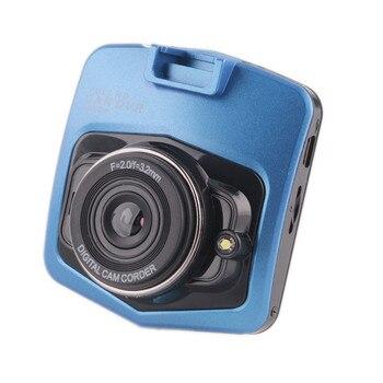 Mini portátil DVR coche DVR GT300 Cámara AVI Dash registro Camcorder Video registrador aparcamiento de grabación en bucle DashCam Park