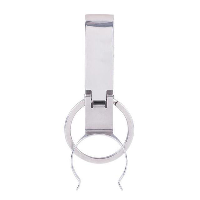 Многофункциональная портативная подвесная пряжка на открытом воздухе, 8 слов, пряжка для ключей, зажим для бутылки воды, подвесная Пряжка для минеральной воды