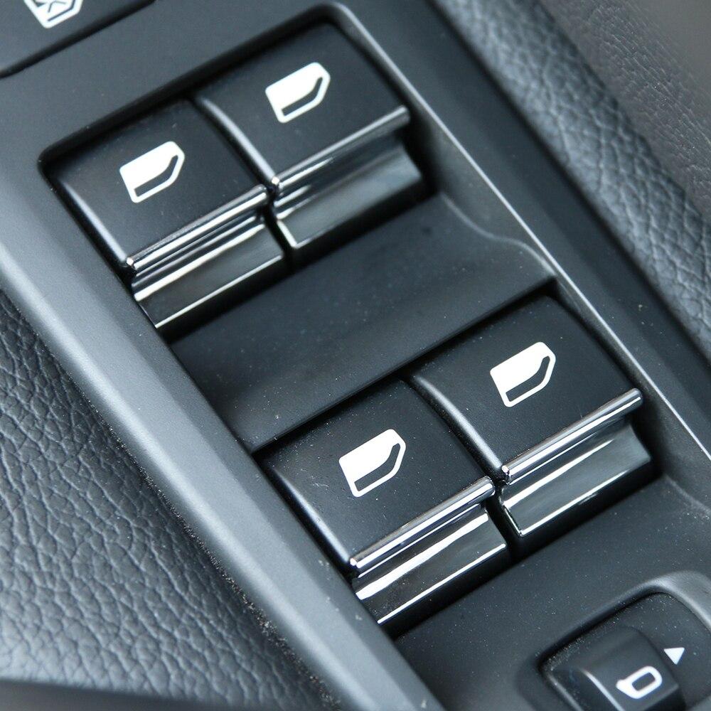 Dizalice prozora vrata automobila sa stilskim premazom automobila ABS - Vanjska auto oprema - Foto 2