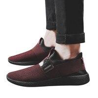 Для мужчин сетки круглый носок вентиляции обувь кроссовки Для мужчин s летняя мужская повседневная обувь Легкий дышал toms парусиновая обувь