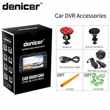 Novatek Car Camera Full HD DVR 1080P Dash Camera 30 fps Video Car Autoregistrator 170 Degree Dash Cam Night Vision Car Recorder