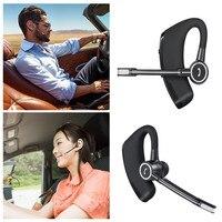 Nieuwe 4.1 Bluetooth Headset HandsFree Draadloze Stereo Hoofdtelefoon voor iPhone Android Smart Telefoon