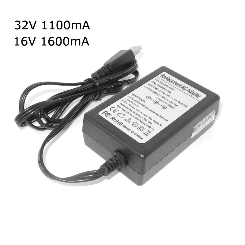 32V 1100mA 16v 1600mA Printer AC Power Adapter Charger For HP Officejet PSC 0957-2176 0957-2175 0957-4491 LPS Power Supply