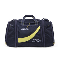 NEWCOM 50L Travel Bag Hand Luggage Unisex Bag For Travel Bags For Women Men Outdoor Sports Bag Large Black Yellow