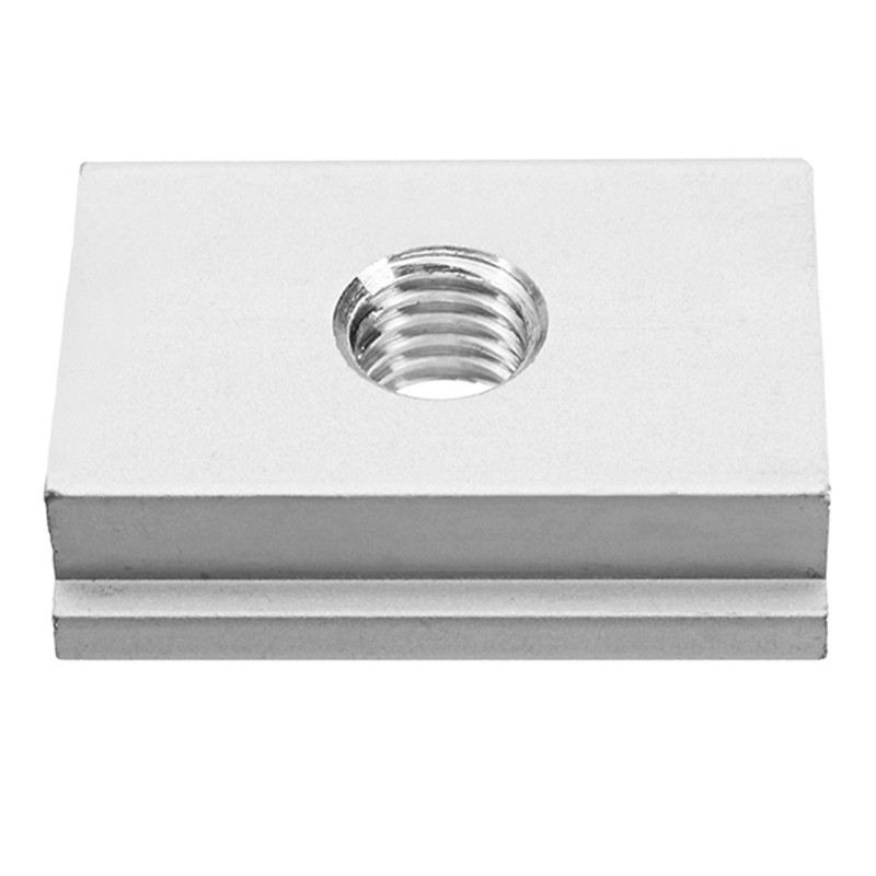 M8 T-Track Sliding Nut T Slot Nut For Woodworking Tool Slot Fastener New цена и фото