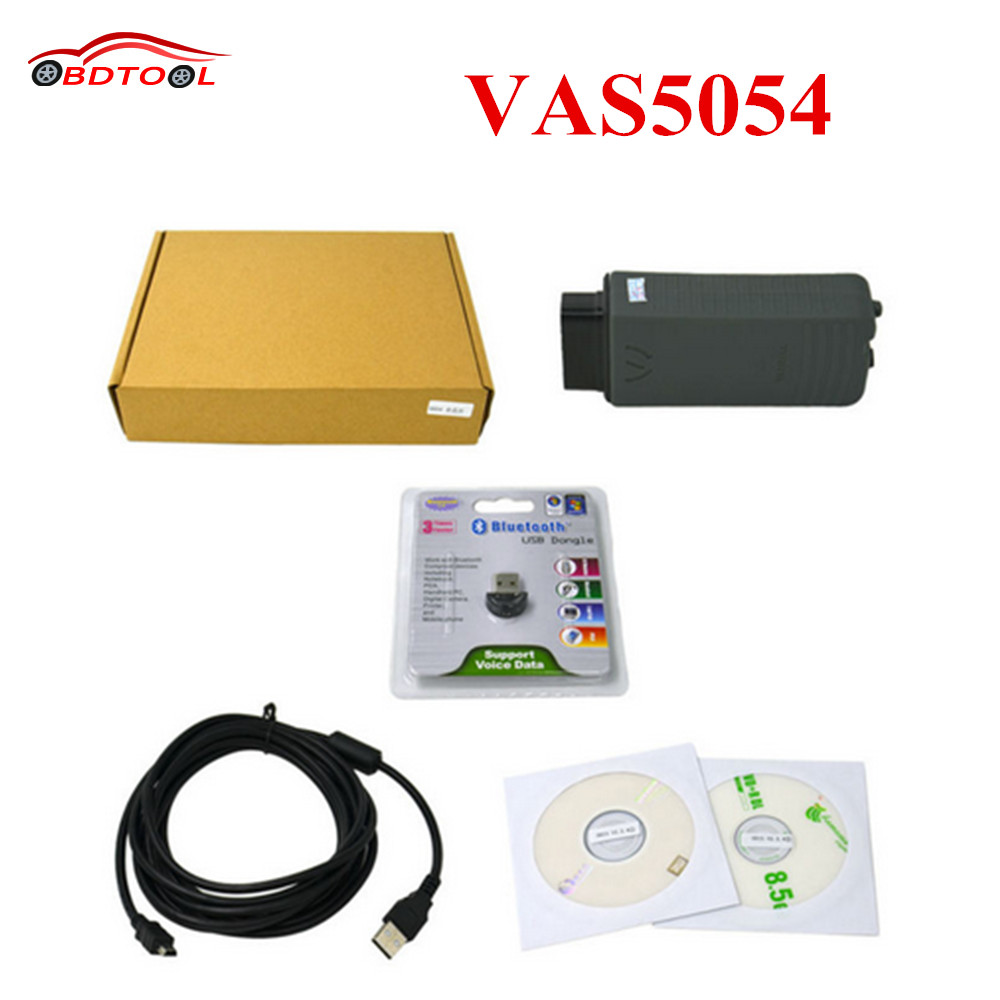 VAS 5054 VAS 5054A ODIS V2.2.4 Bluetooth with OKI Chip Support UDS Protocol Full Chips VAS5054 Free Shipping