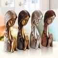 Молитва девушка статуя фигура скульптура Colophony ремесла европейский домашний интерьер предметы гостиной офиса украшения L3253