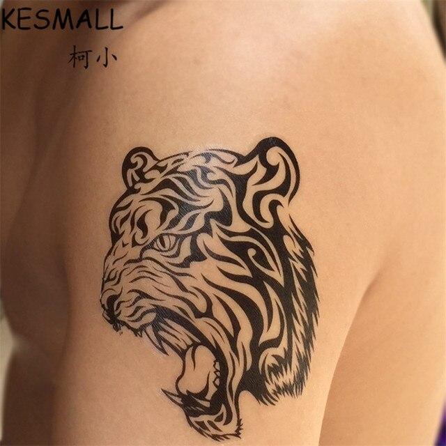 Black Tiger Tattoo