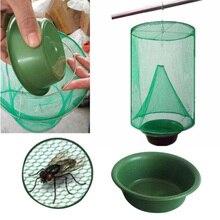 1 шт. подвесная мухоловка многоразовая Складная мухоловка летняя ловушка для комаров Топ ловушка мухоловка убийца мухоловка хит