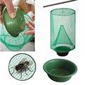 1 шт. подвесная ловушка для мухи  многоразовая Складная ловушка для мухи  летняя ловушка для комаров  ловушка для мухи  насекомых  насекомых  ...