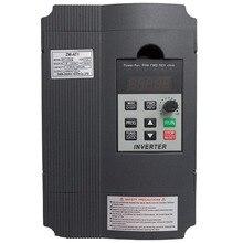 VFD преобразователь частоты CoolClassic ZW-AT1 1.5kw вход В 220 в один и выход 3 фазы В 220 В Feee-доставка wcj8