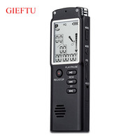 T60 Professional 8GB Time Display Recording Digital Voice Audio Recorder Dictaphone MP3 Player