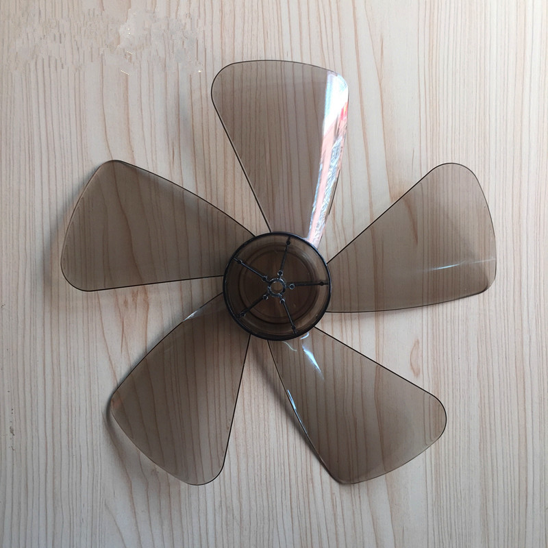 Big wind 12 inch 300mm plastic fan blade Universal brand 300 series fan blade plastic big plastic crowbar
