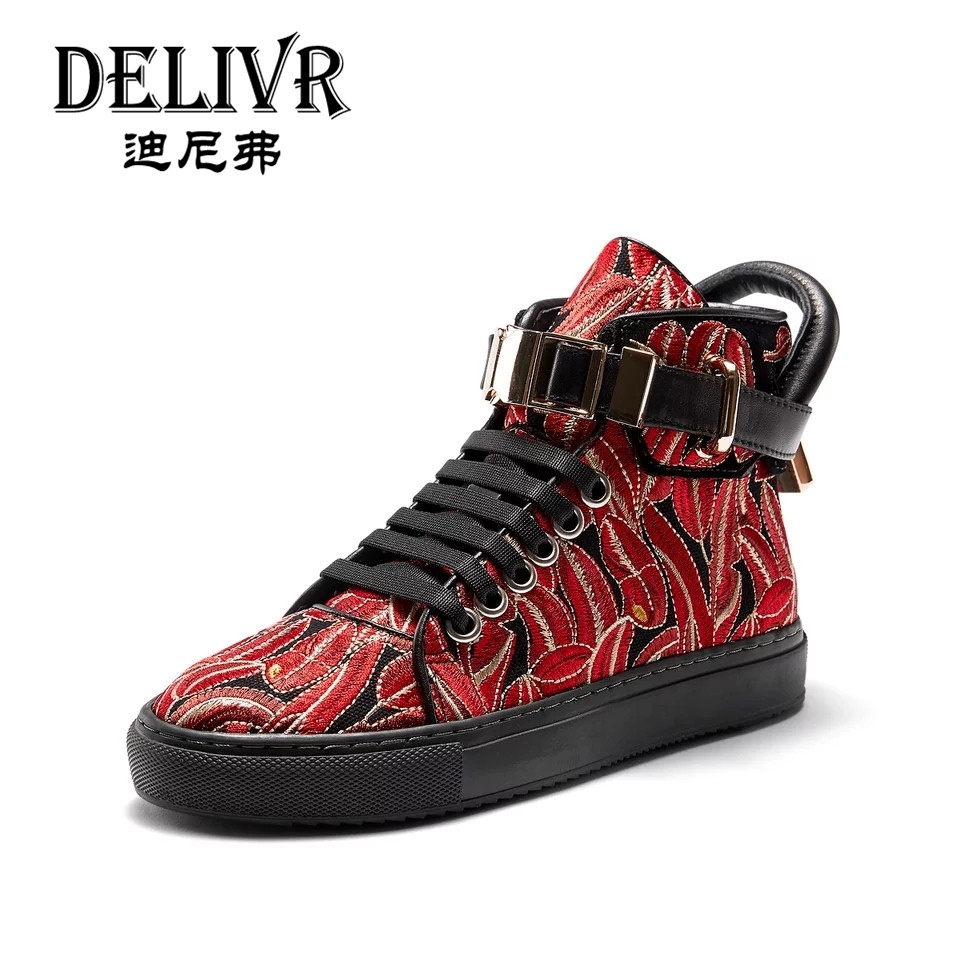 Delivr Luxury Ladies Casual Shoes High Top 2019 Spring Fashion Women Casual Shoes Sneakers Outdoor Escarpins Femme Schuhe DamenDelivr Luxury Ladies Casual Shoes High Top 2019 Spring Fashion Women Casual Shoes Sneakers Outdoor Escarpins Femme Schuhe Damen