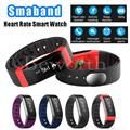 Bluetooth 4.0 Smart Wristband Band Heart Rate Monitor Activity Tracker SmartBand Sports Bracelet for iOS Android VS Mi Band 2
