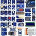 Adeept DIY Электрический Ultimate Сенсорных Модулей Комплект для Arduino UNO R3 с Руководство Обработки FreeShipping Книга diykit