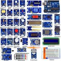 Adeept Diy Elektrische Ultimate Sensor Modules Kit Voor Arduino Uno R3 Met Guidebook Verwerking Freeshipping Boek Diykit