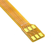 FPC Material Micro SIM to Nano SIM Card Adapter Converter Extension Flex Ribbon Cable Test Fixture