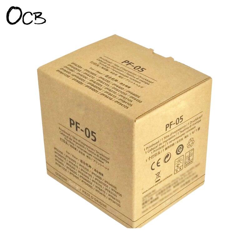 PF-05 PF05 Tête D'impression Tête D'impression Pour Canon IPF6300 IPF6300S IPF6350 IPF6400S IPF6400 IPF6450 IPF6460 IPF8300 IPF9400S IPF9410